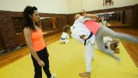 Фитнес Сезон 1 выпуск 32: Джиу-джитсу и тхэквондо