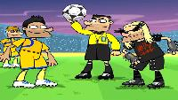 Футбол по-украински Футбол по-украински Металiст