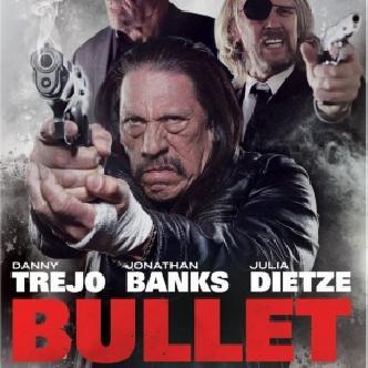 Героический Дэнни Трехо в роли копа по кличке «Пуля» смотреть