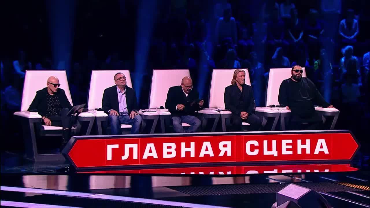Главная сцена Последний четвертьфинал Команда Константина Меладзе (24 часть)