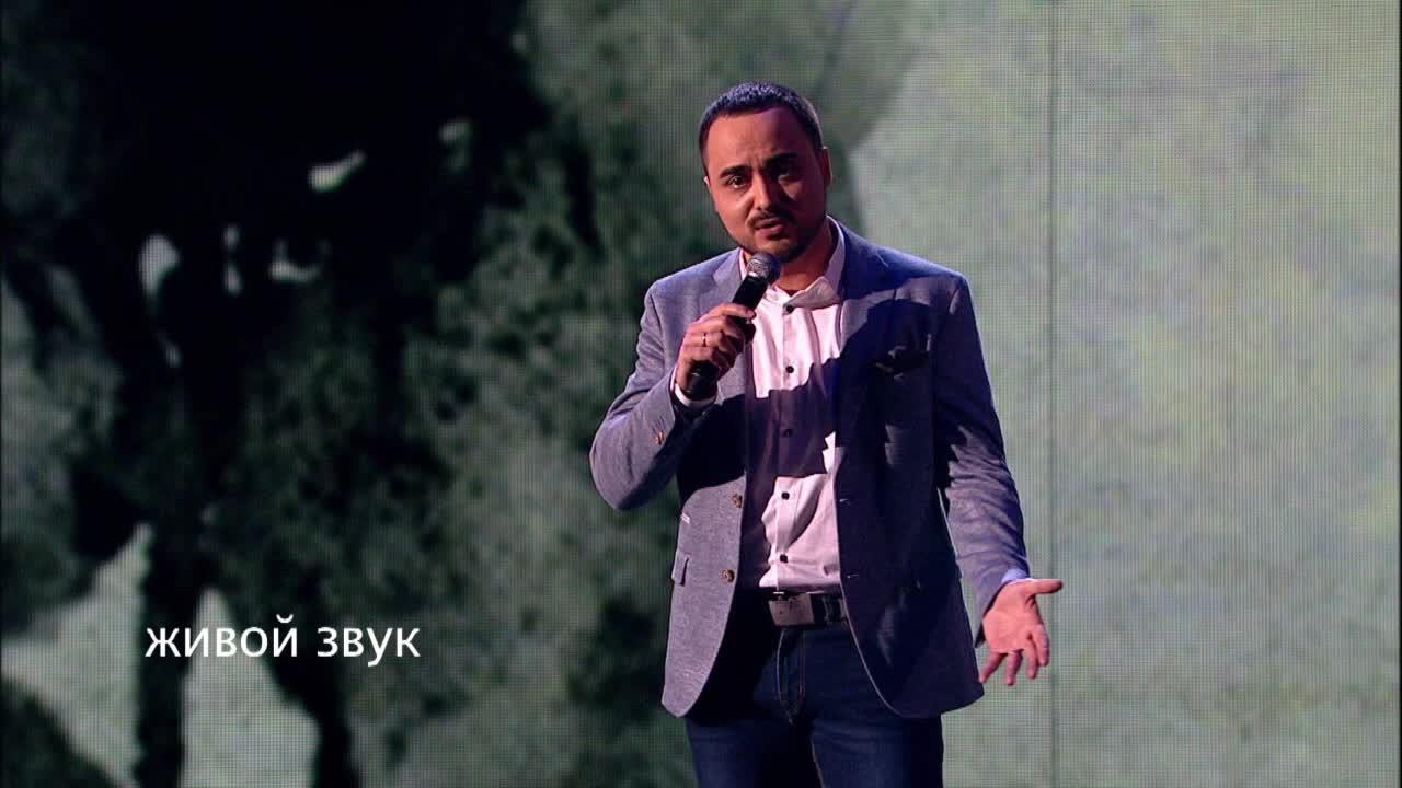 Главная сцена Последний четвертьфинал Николай Тимохин. Выступление (26 часть)