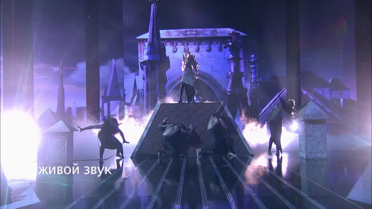 Главная сцена Последний четвертьфинал Влада Чупрова. Выступление (32 часть)
