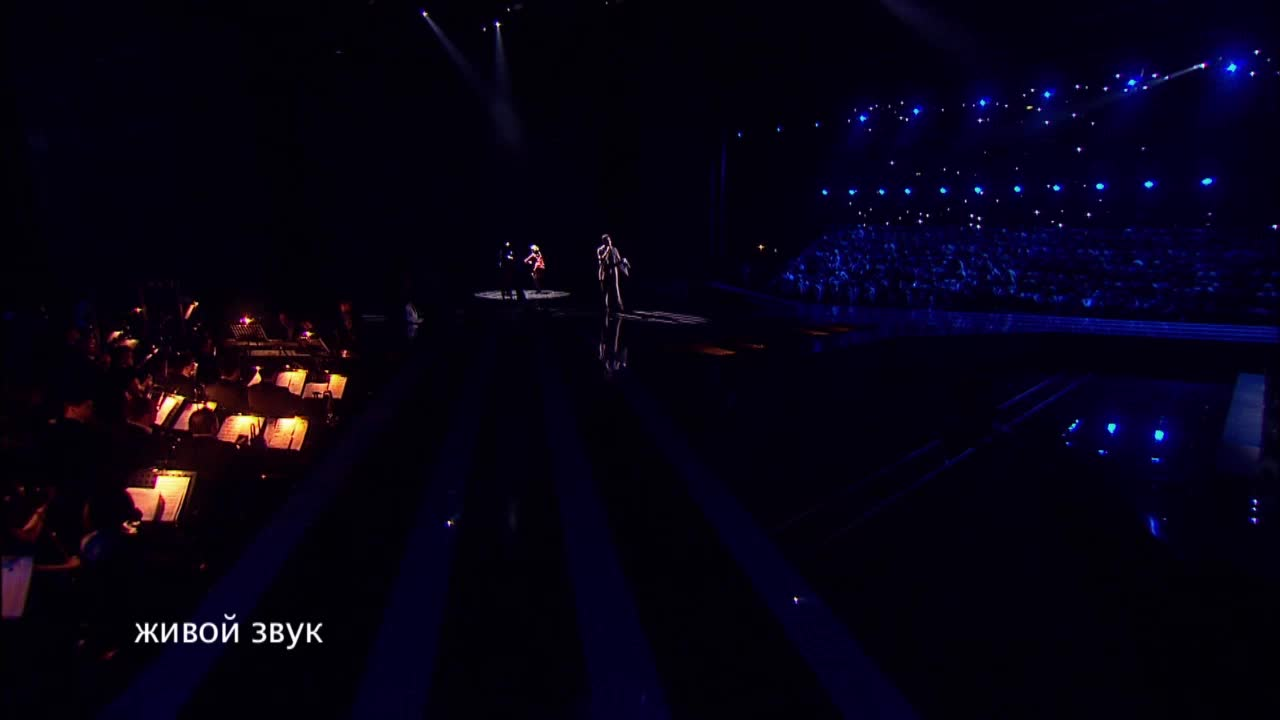 Главная сцена Третий четвертьфинал Александр Балыков. Выступление (13 часть)