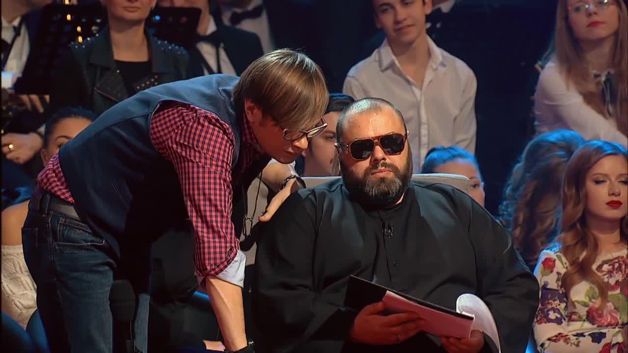Главная сцена Третий четвертьфинал Ян Степанов. Профайл (23 часть)