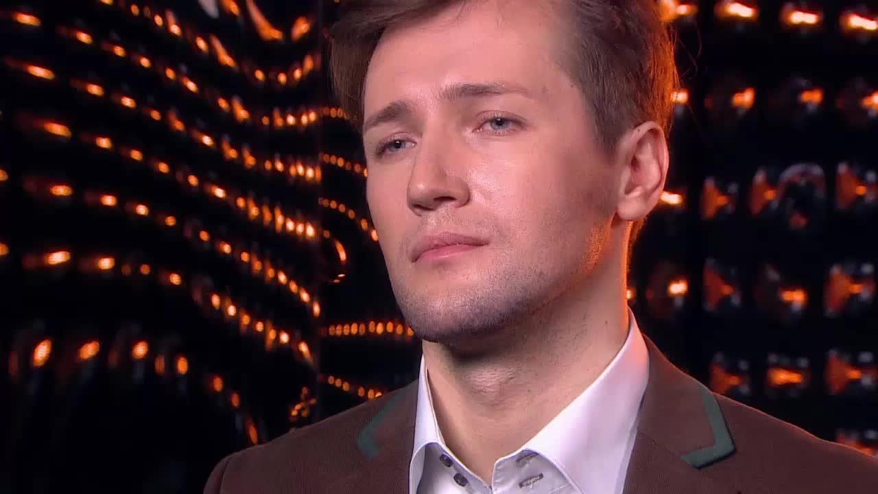 Главная сцена Второй четвертьфинал Егор Василенко. Выступление (11 часть)