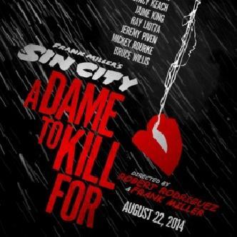 «Город грехов 2: Женщина ради которой стоит убивать» скоро на экранах! смотреть