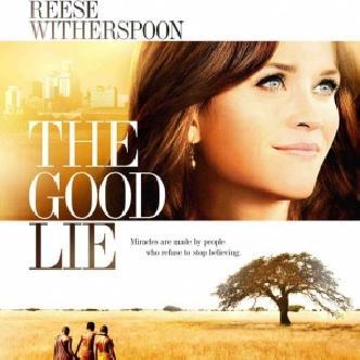 «Хорошая ложь» от Риз Уизерспун, перекрашенной в брюнетку смотреть