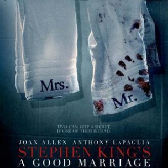 «Хороший брак» от Стивена Кинга смотреть