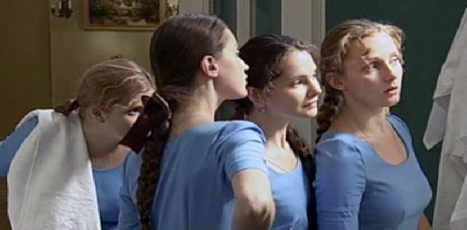 Институт благородных девиц смотреть