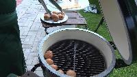 Каба4ок Сезон-1 Керамический гриль Big Green Egg