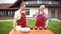 Каба4ок Сезон-1 Керамический гриль: Приготовление пшенной каши