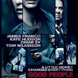 Кейт Хадсон и Джеймс Франко в триллере «Хорошие люди» смотреть