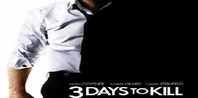 Кевину Костнеру дали «Три дня на убийство» смотреть