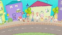 Клео - забавный щенок Сезон 2 Игра в жмурки