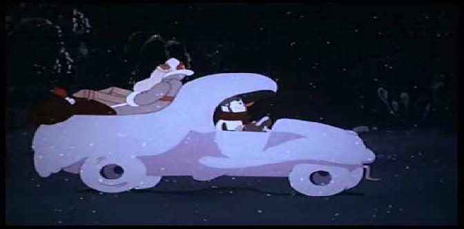 Когда зажигаются елки. Советский мультфильм. Новый год. смотреть