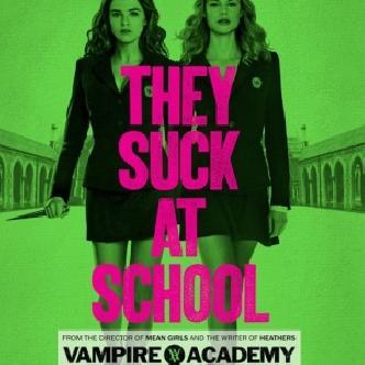 Комедийный фильм ужасов «Академия вампиров» смотреть