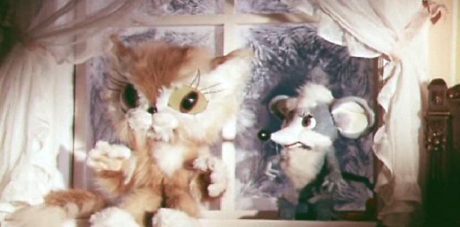 Кошки-мышки смотреть
