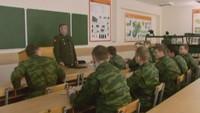 Кремлевские курсанты 1 сезон 55 серия