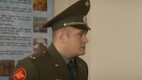 Кремлевские курсанты 2 сезон 118 серия