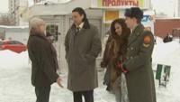Кремлевские курсанты 2 сезон 158 серия