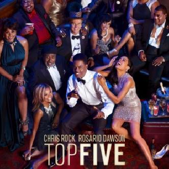 Крис Рок в веселой комедии «Топ-5» смотреть