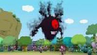 Кролик Джазит Сезон-1 Решающее сражение с темными духами