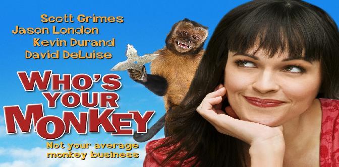 Кто твоя обезьяна? смотреть