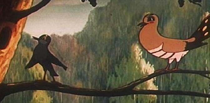 Кукушка и скворец смотреть