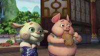Кунг-фу: 12 знаков зодиака 4 сезон 188 серия. Кусочек китайского хлеба