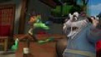Кунг-фу: 12 знаков зодиака Сезон-3 Речное чудовище
