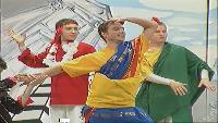 КВН 2002 КВН Высшая лига (2002) 1/4 - Уездный город - Музыкалка