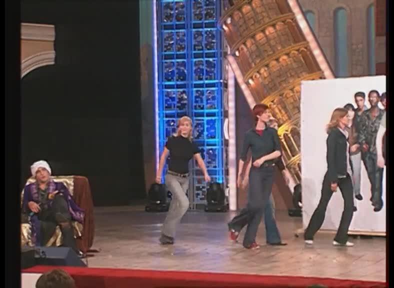 КВН 2003  КВН Высшая лига (2003) 1/4 - РУДН - Музыкалка