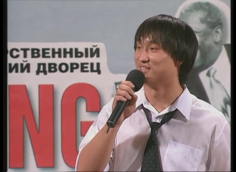 КВН 2004 КВН Высшая лига (2004) 1/4 - РУДН - Музыкалка