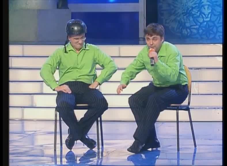 КВН 2006 Высшая лига Прима финал приветствие