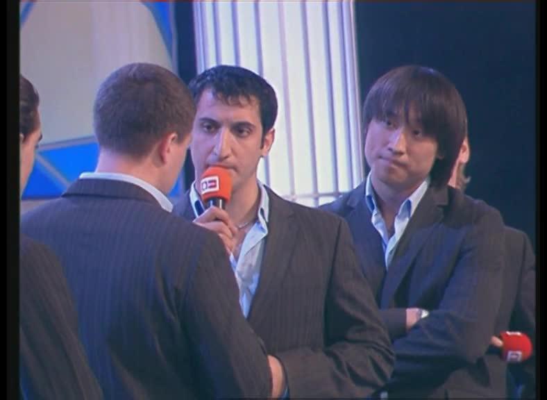КВН 2006 Высшая лига РУДН 1/4 финала приветствие