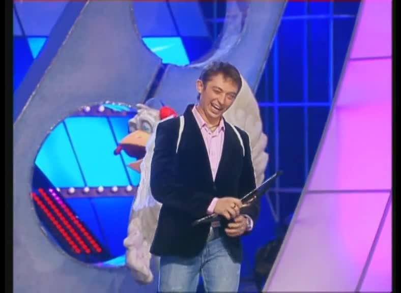 КВН 2007 Высшая лига Пирамида 1/8 финала фристайл