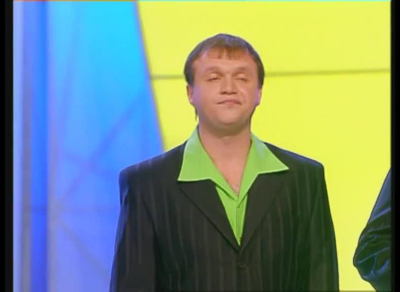 КВН 2007 Высшая лига Прима 1/8 финала фристайл