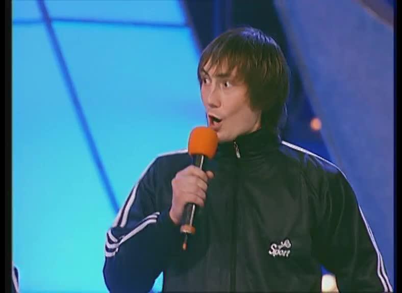 КВН 2008 Высшая лига Пирамида 1/8 финала музыкалка