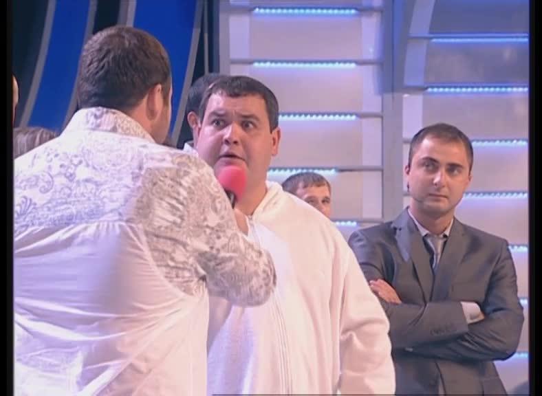 КВН 2010 Высшая лига БАК-Соучастники 1/2 финала музыкалка и видеоклип