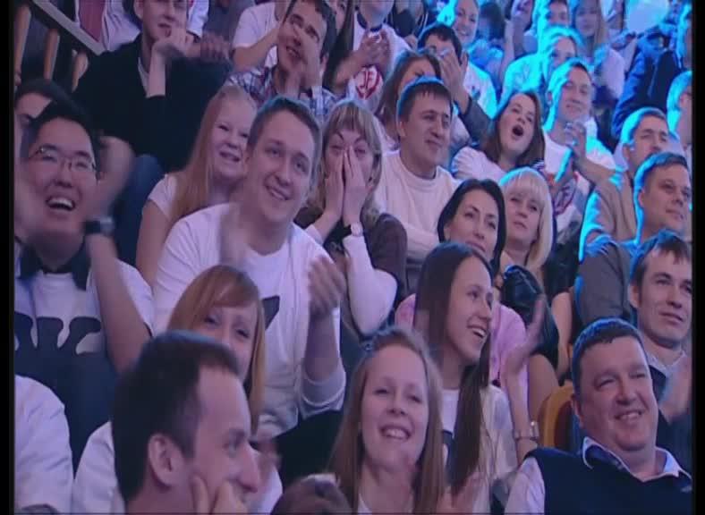 КВН 2012 Высшая лига Факультет журналистики 1/8 финала визитка
