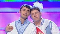 КВН. Лучшее Сезон-1 Ананас. Приветствие. Премьер лига. Вторая 1/2 2011 года.