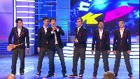 КВН. Лучшее Сезон-1 Азия микс. Приветствие. Высшая Лига. Вторая 1/8 2013 года.