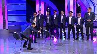 КВН. Лучшее Сезон-1 Кыргызстан. Приветствие. Премьер лига. Первая 1/4 2013 года.