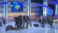 КВН. Лучшее Сезон-1 Родина Чехова. Приветствие. Премьер лига. Вторая 1/2 2012 года.