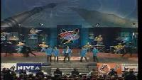 КВН Нарезки КВН Казахстанский проект - 2000 Высшая лига Первая 1/8 Приветствие