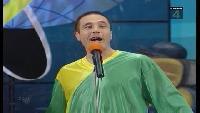 КВН Нарезки КВН Высшая лига (2000) 1/2 - Уральские пельмени - Музыкалка