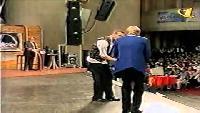 КВН Нарезки КВН Высшая лига (2000) 1/4 - УЕздный город - Музыкалка
