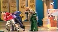 КВН Нарезки КВН Высшая лига (2001) 1/8 - УЕздный город - Приветствие