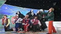 КВН Нарезки КВН Высшая лига (2002) 1/2 - УЕздный город - Приветствие