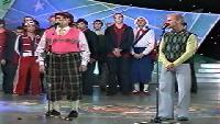 КВН Нарезки КВН Высшая лига (2002) 1/2 - УЕздный город - Разминка